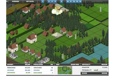 Stop Disasters Game Flood - YouTube