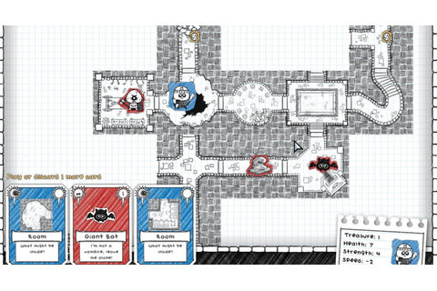Guild of Dungeoneering is a Charming, Munchkin-like RPG ...