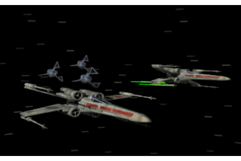 Super Adventures in Gaming: Star Wars: Rebel Assault II ...