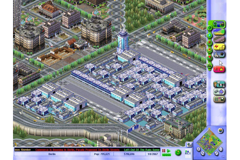 SimCity revient - FromRSS