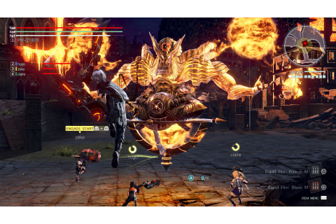 Buy God Eater 3 PC Game | Steam Download