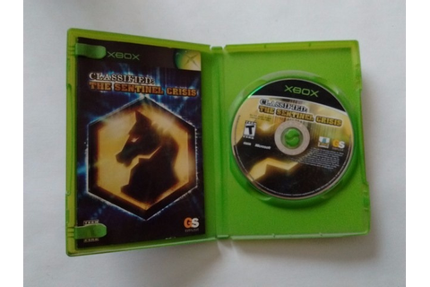 Classified The Sentinel Crisis Xbox En Game Reaktor ...