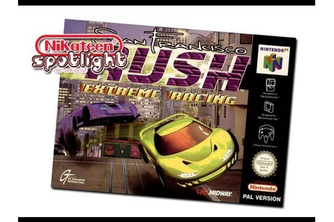 Spotlight Video Game Reviews - San Francisco Rush: Extreme ...