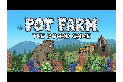 Let's Support The Local! - Pot Farm: The Board Game - YouTube