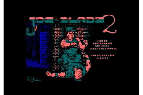 Download Joe Blade II - My Abandonware