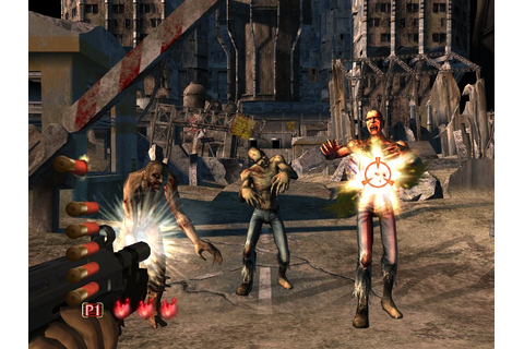 The House Of The Dead 3 Full Version Game Free Download ...