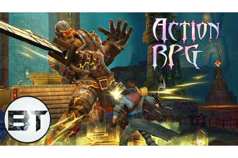 Top 10 Action RPG Games for android /ios with High Graphic ...