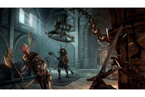 Hellraid re-announced for PC, PS4 and Xbox One following ...