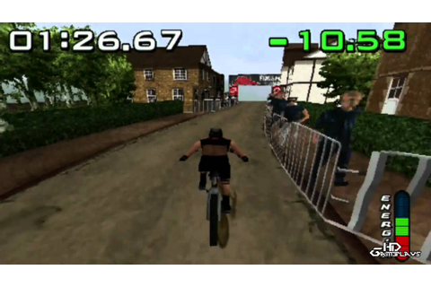 No Fear Downhill Mountain Biking Let´s Play - Playstation ...