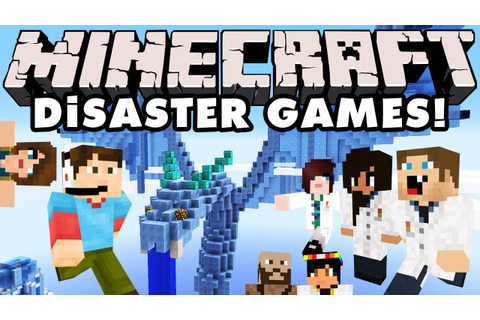 Minecraft - Disaster Games! - YouTube