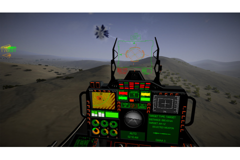 Intruder - War Areas (Herstellerbilder) - Screenshot ...