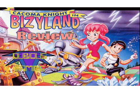 Cacoma Knight In Bizyland (SNES) Review - Dubious Gaming ...