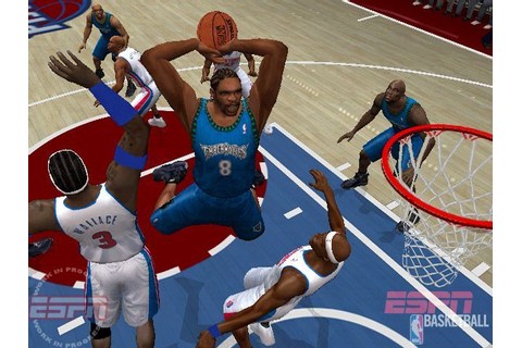 ESPN NBA Basketball PS2 ISO Download