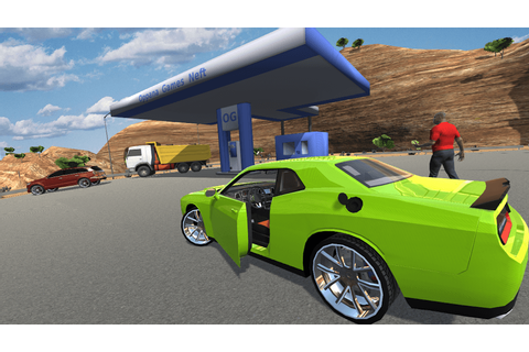 Download Muscle Car Challenger on PC with BlueStacks