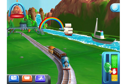 Thomas & Friends: Magic Tracks - Android Apps on Google Play
