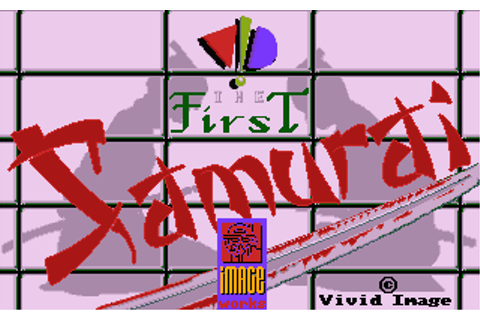 Download First Samurai - My Abandonware