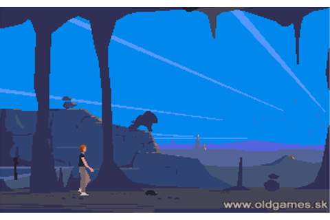 Another World (Out of this World) Download, PC DOS (zip ...