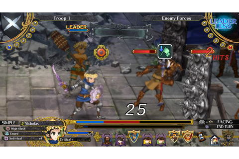 Grand Kingdom Review | Prepare for war