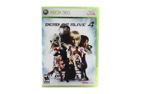 Dead or Alive 4 Xbox 360 Game - Newegg.com