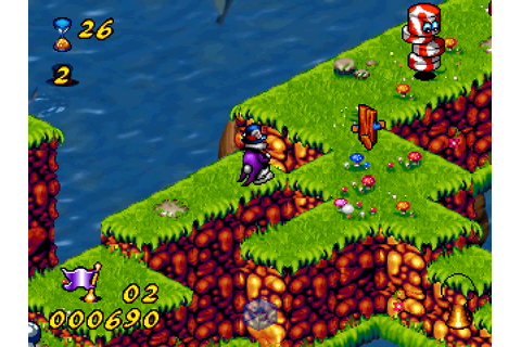 Super Adventures in Gaming: Whizz (SNES)