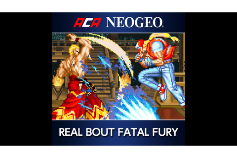 ACA NEOGEO REAL BOUT FATAL FURY Game | PS4 - PlayStation