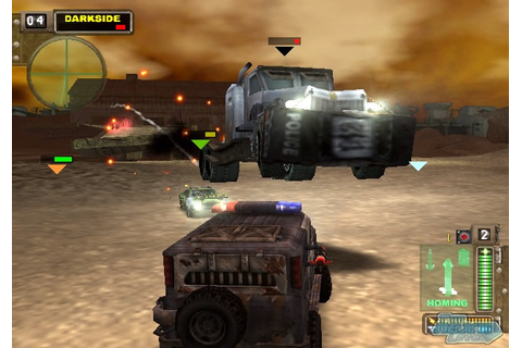 Download FREE Twisted Metal 2 PC Game Full Version