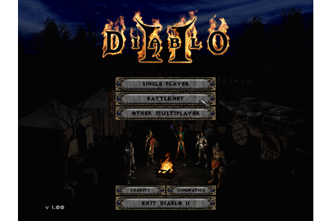 Diablo II: Lord of Destruction Download - Old Games Download