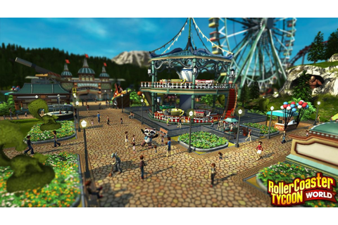 First RollerCoaster Tycoon World beta weekend begins ...