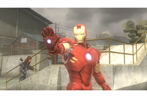 IRON MAN 2 (Highly Compressed) Download PC game Full ...