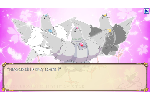 Review: Hatoful Boyfriend: Holiday Star