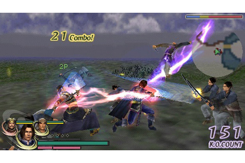 Warriors Orochi Game | PSP - PlayStation