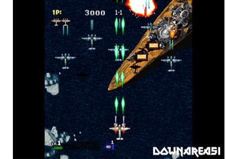 Strikers 1945 PS1 ISO - Download Game PS1 PSP Roms Isos ...