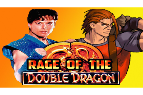 Friday Night Fisticuffs - Double Dragon / Rage of the ...