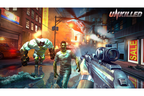 Unkilled -Android Gameplay (HD) - YouTube