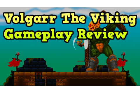 Volgarr the Viking Gameplay Review - Xbox One Games With ...