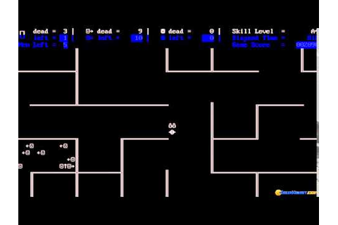 Snipes gameplay (PC Game, 1982) - YouTube