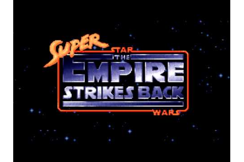 Game Over - Super Star Wars: The Empire Strikes Back (SNES ...