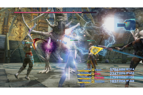 Final Fantasy XII The Zodiac Age Announced for PC With ...
