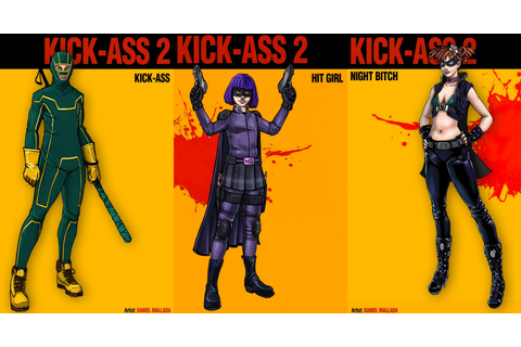 Kick-Ass2 - Games - IndianVideoGamer.com