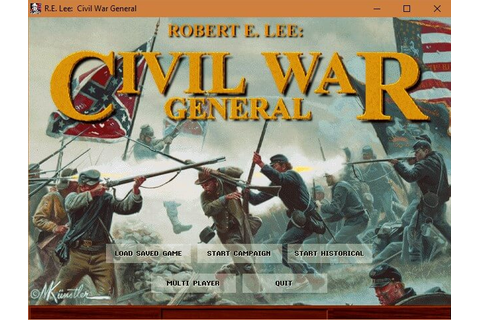 Download Robert E. Lee: Civil War General (Windows) - My ...