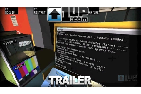 Quadrilateral Cowboy - Trailer - IGN Video