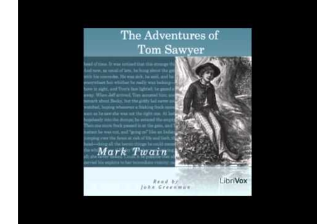 The Adventures of Tom Sawyer (FULL Audiobook) - YouTube