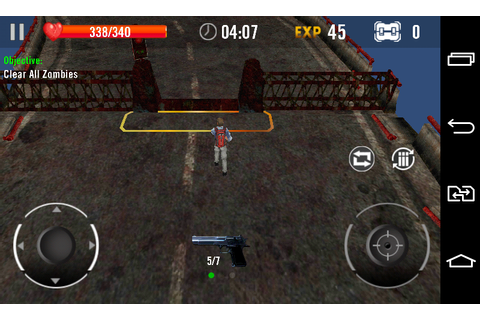 Zombie overkill 3D - Android games - Download free. Zombie ...