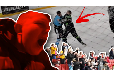 THE MOST VIOLENT GAME!!! (Ice Hockey Rage 3) (10 FIGHTS ...