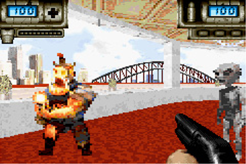 DUKE Nukem Advance Game - FAQ Walkthrough