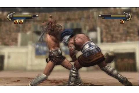 Spartacus Legends The Video Game (XBLA) - HD Gameplay ...