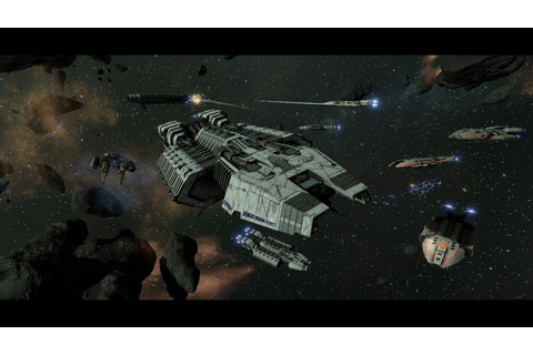 Here's the epic Battlestar Galactica strategy game you ...