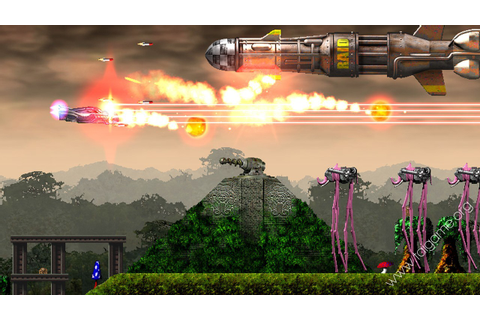Jets'n'Guns Gold - Download Free Full Games | Arcade ...