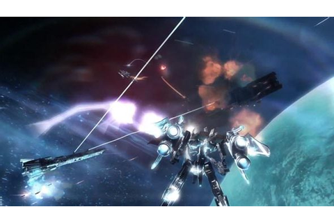 "Strike Suit Zero: Director's Cut on PC ""will be a thing ..."