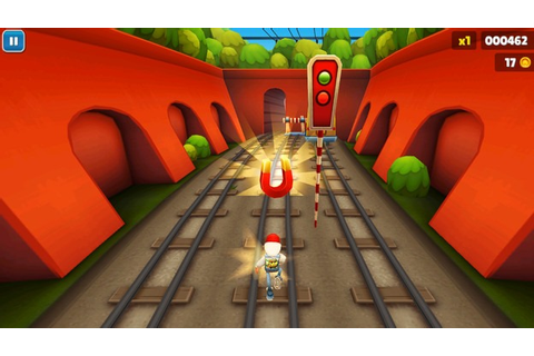 Download Subway Surfer's Game Free for Windows PC